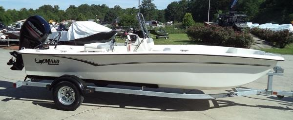 2019 Mako boat for sale, model of the boat is Pro Skiff 17 CC & Image # 12 of 12
