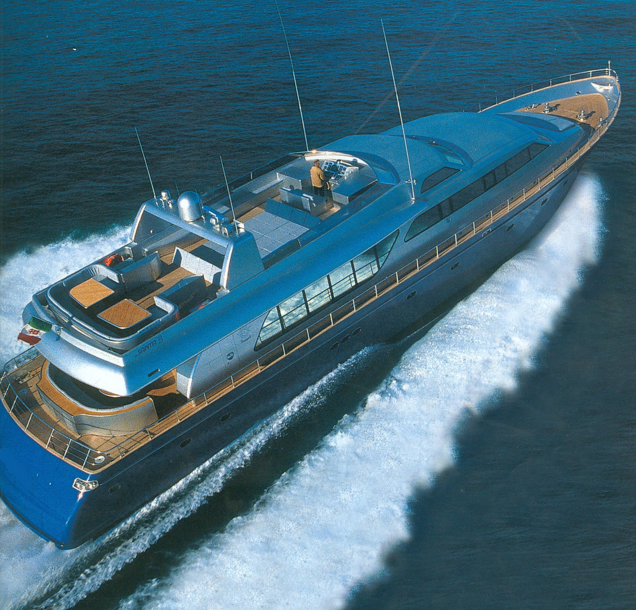 Motor Yacht Santa Margherita