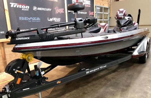 2021 Ranger Boats boat for sale, model of the boat is Z520L & Image # 7 of 10