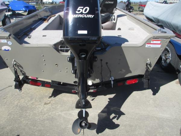 2008 Lowe boat for sale, model of the boat is 165 FISHING MACHINE & Image # 3 of 24