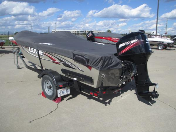 2008 Lowe boat for sale, model of the boat is 165 FISHING MACHINE & Image # 6 of 24
