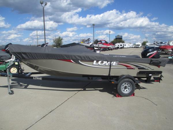 2008 Lowe boat for sale, model of the boat is 165 FISHING MACHINE & Image # 7 of 24