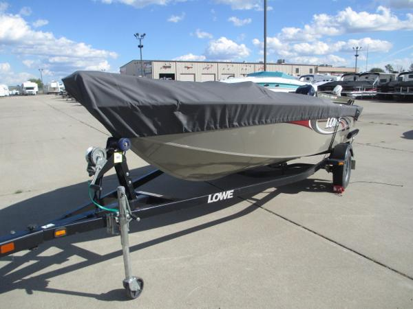 2008 Lowe boat for sale, model of the boat is 165 FISHING MACHINE & Image # 8 of 24