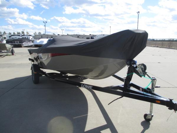 2008 Lowe boat for sale, model of the boat is 165 FISHING MACHINE & Image # 10 of 24