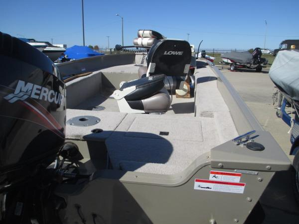 2008 Lowe boat for sale, model of the boat is 165 FISHING MACHINE & Image # 19 of 24