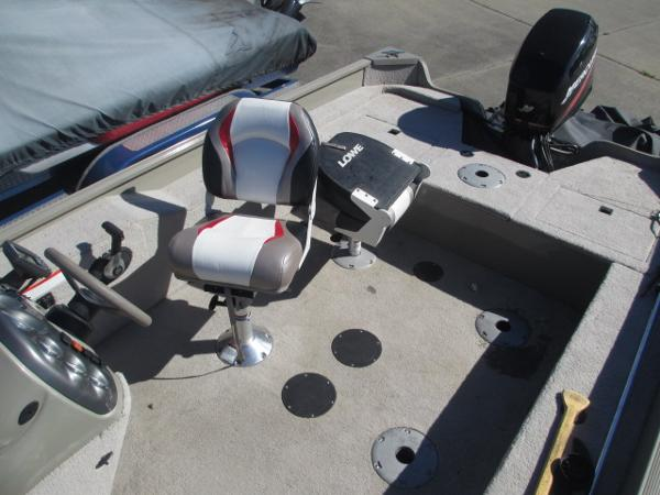2008 Lowe boat for sale, model of the boat is 165 FISHING MACHINE & Image # 21 of 24