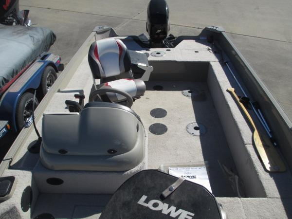 2008 Lowe boat for sale, model of the boat is 165 FISHING MACHINE & Image # 22 of 24