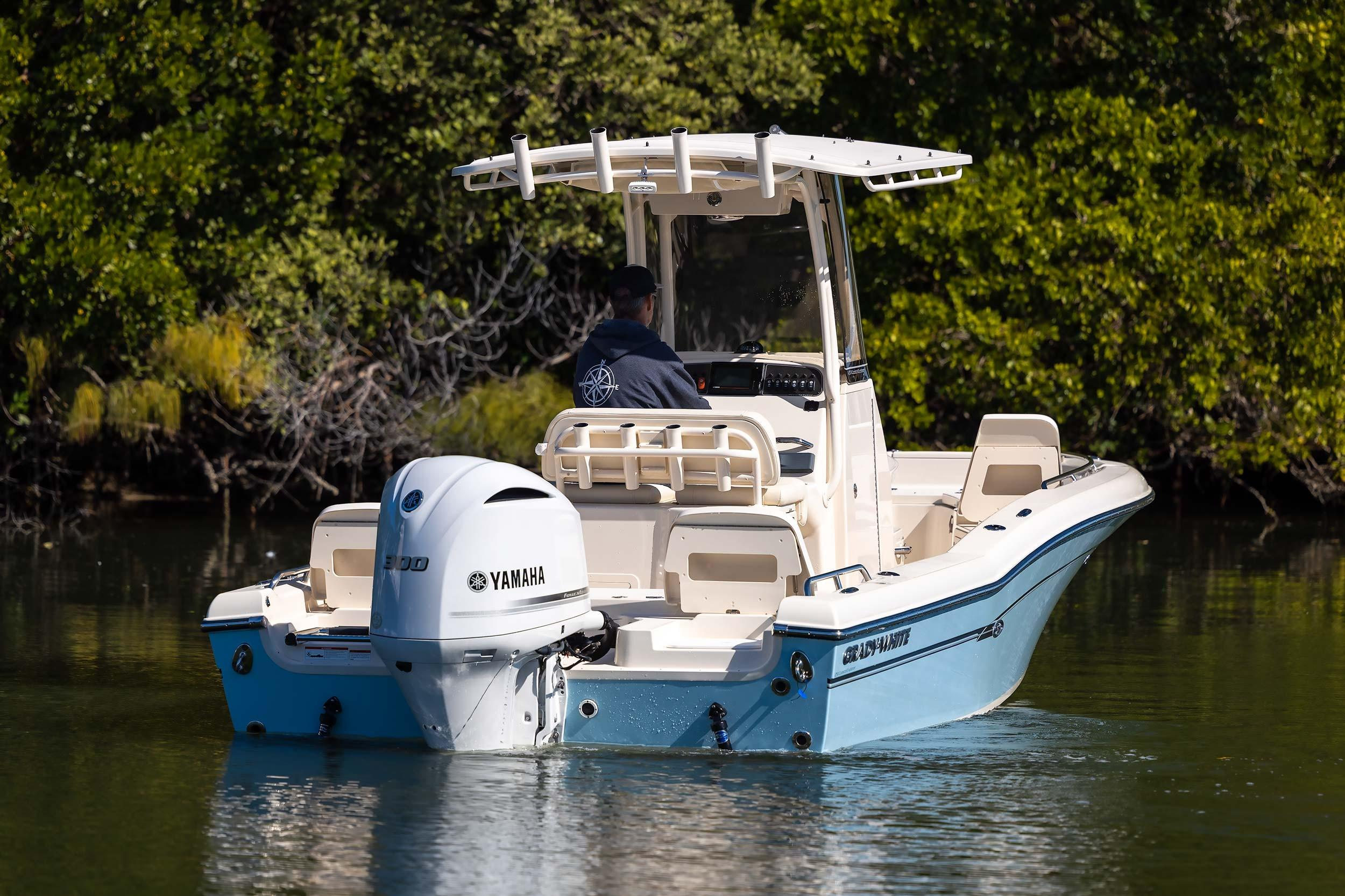 2019 Grady-White 251 Coastal Explorer