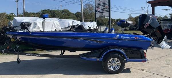2021 Ranger Boats boat for sale, model of the boat is Z518 & Image # 1 of 16