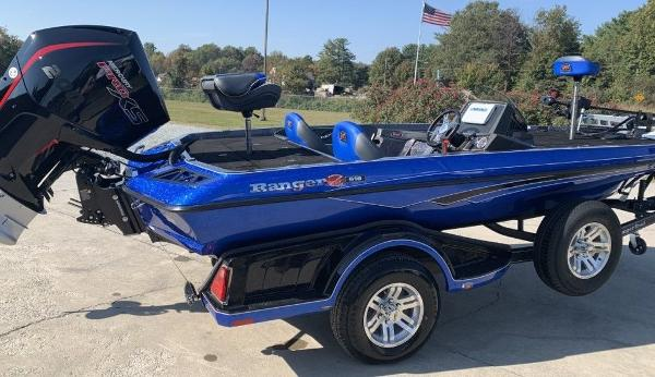 2021 Ranger Boats boat for sale, model of the boat is Z518 & Image # 8 of 16