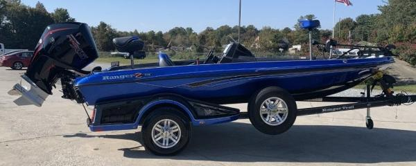 2021 Ranger Boats boat for sale, model of the boat is Z518 & Image # 12 of 16