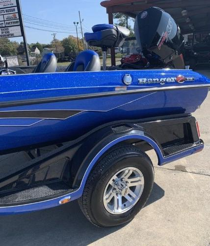 2021 Ranger Boats boat for sale, model of the boat is Z518 & Image # 15 of 16