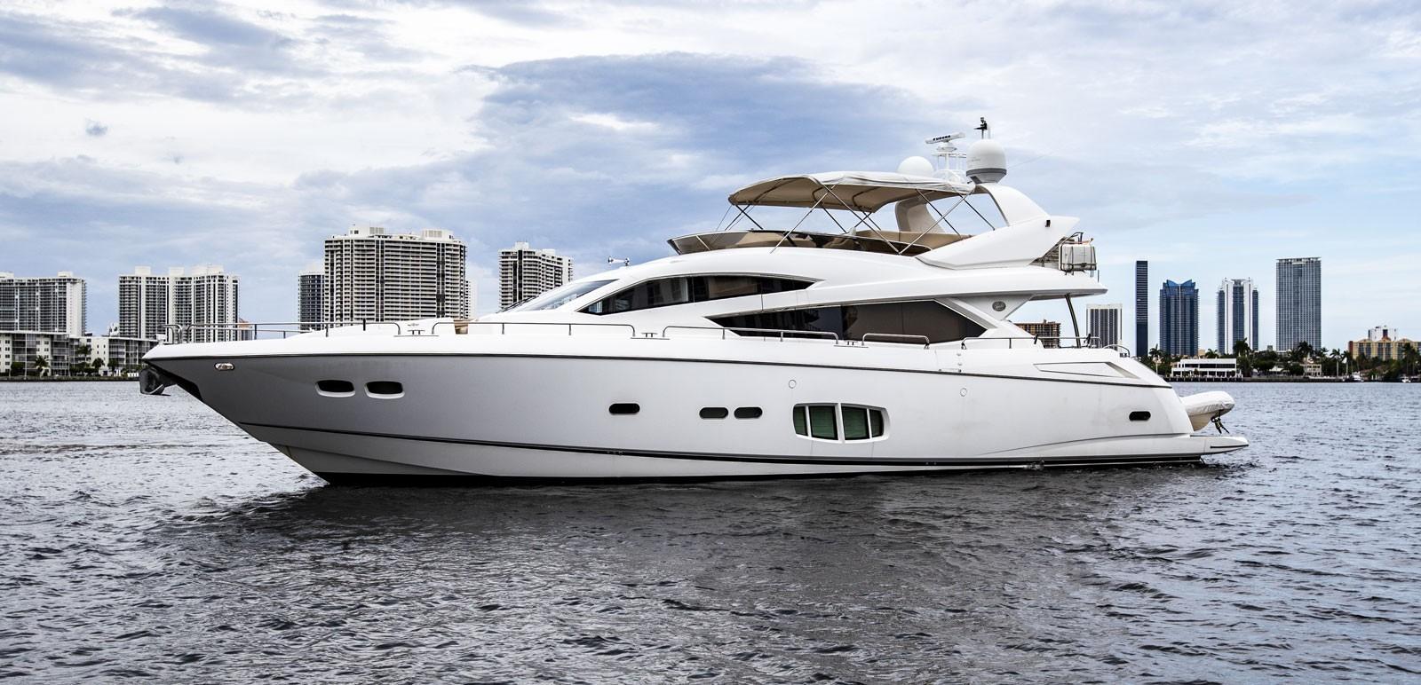 80 ft Sunseeker 80 Yacht