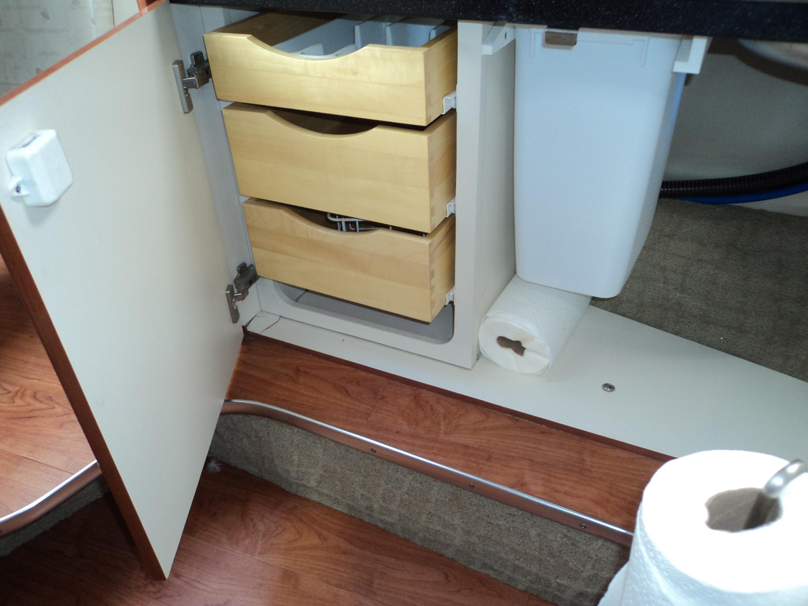 Storage Area Galley