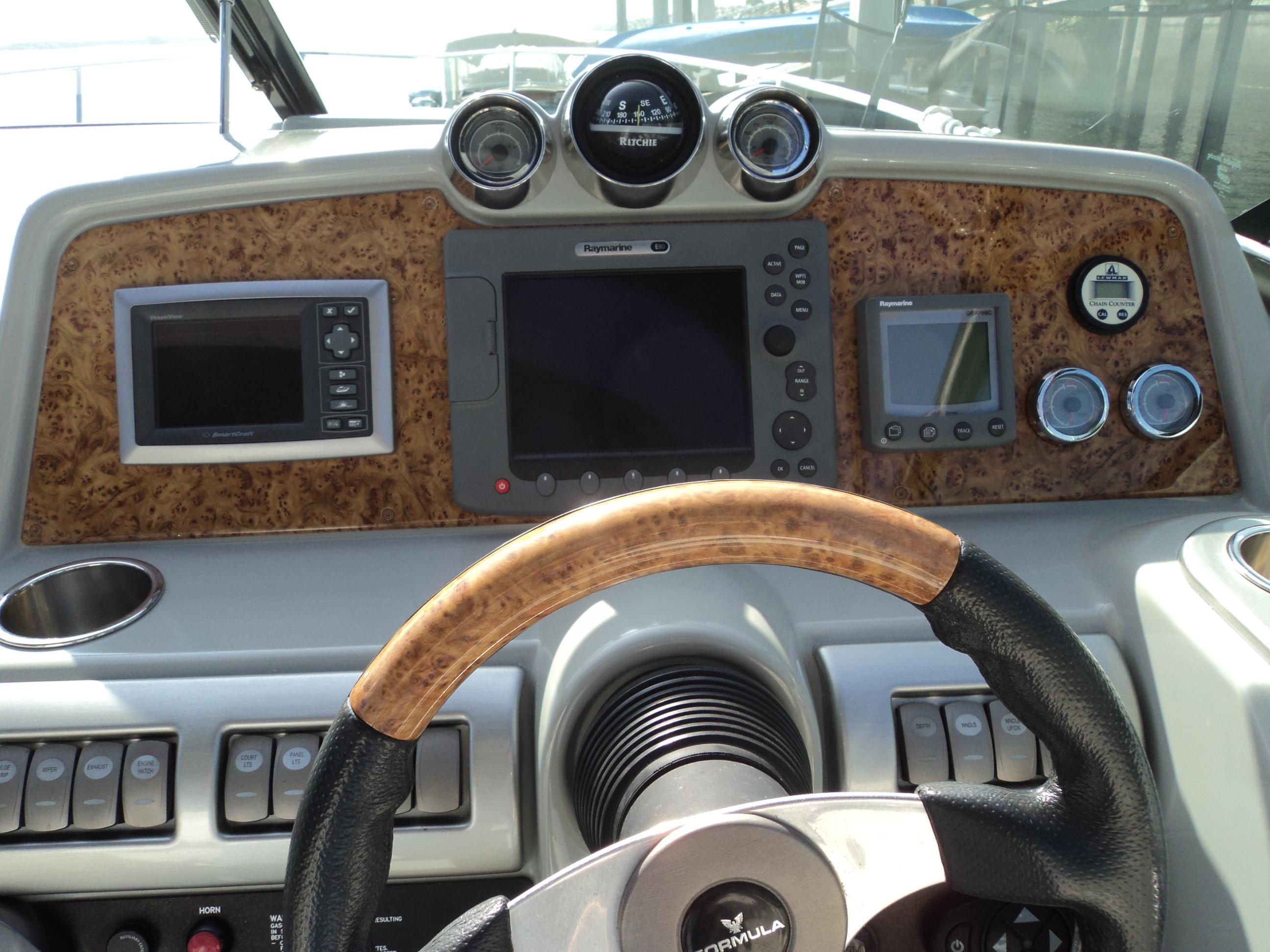 GPS Radar Full Instruments