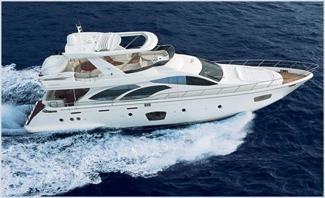 Manufacturer Provided Image: Azimut 75