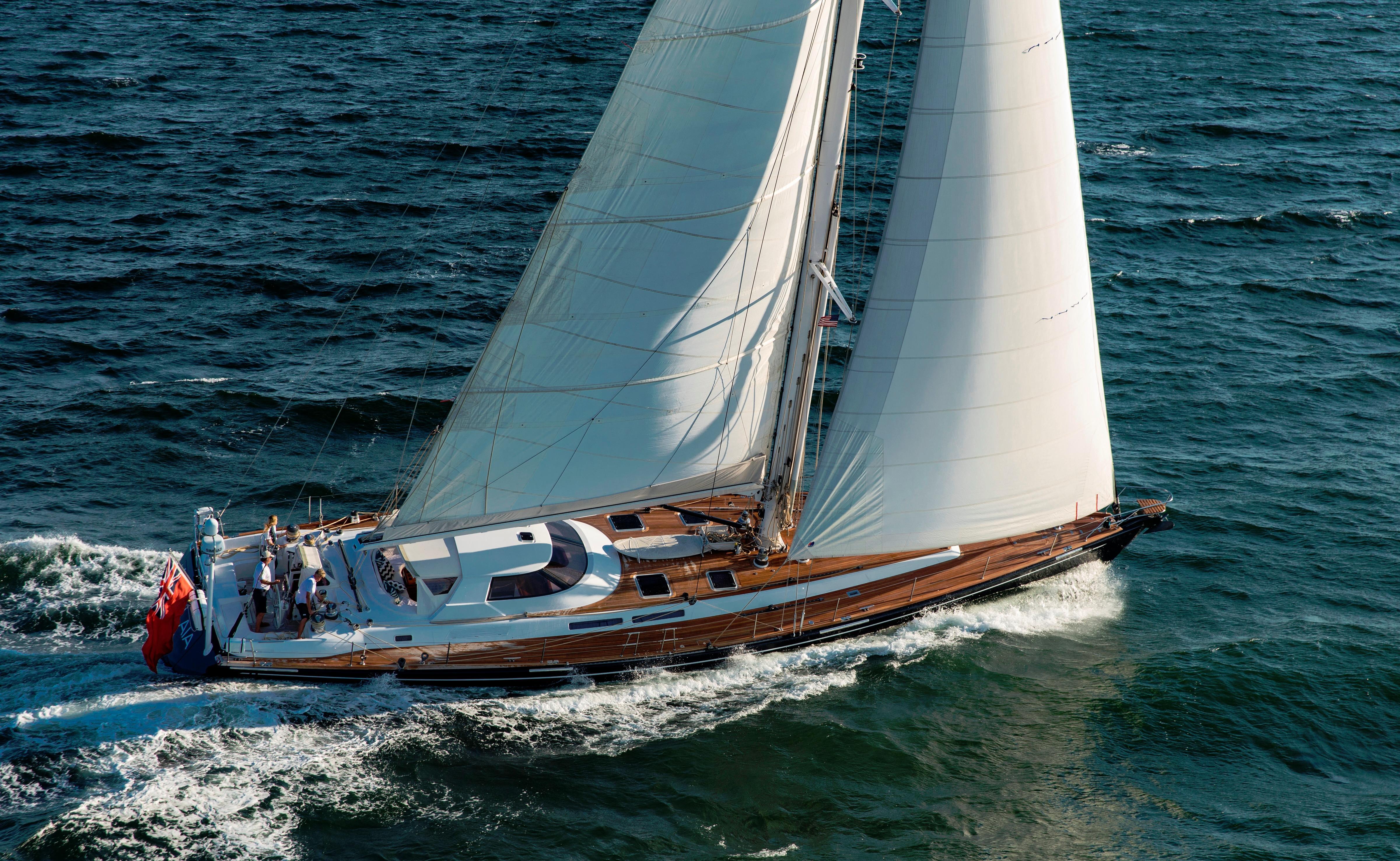HYS Yachts Phoenix 77 design by Humphreys