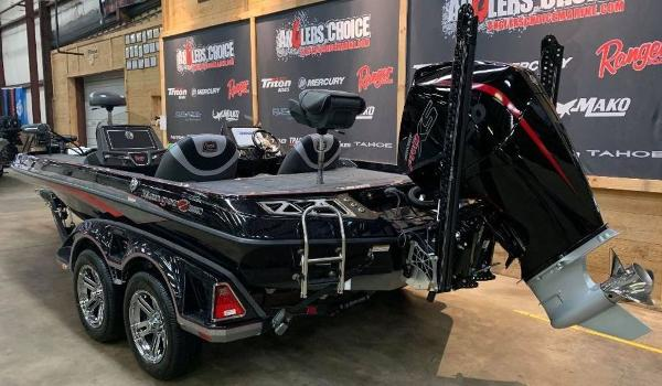 2021 Ranger Boats boat for sale, model of the boat is Z520L & Image # 10 of 11
