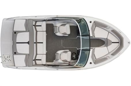 2020 Four Winns boat for sale, model of the boat is Horizon 190 & Image # 3 of 21