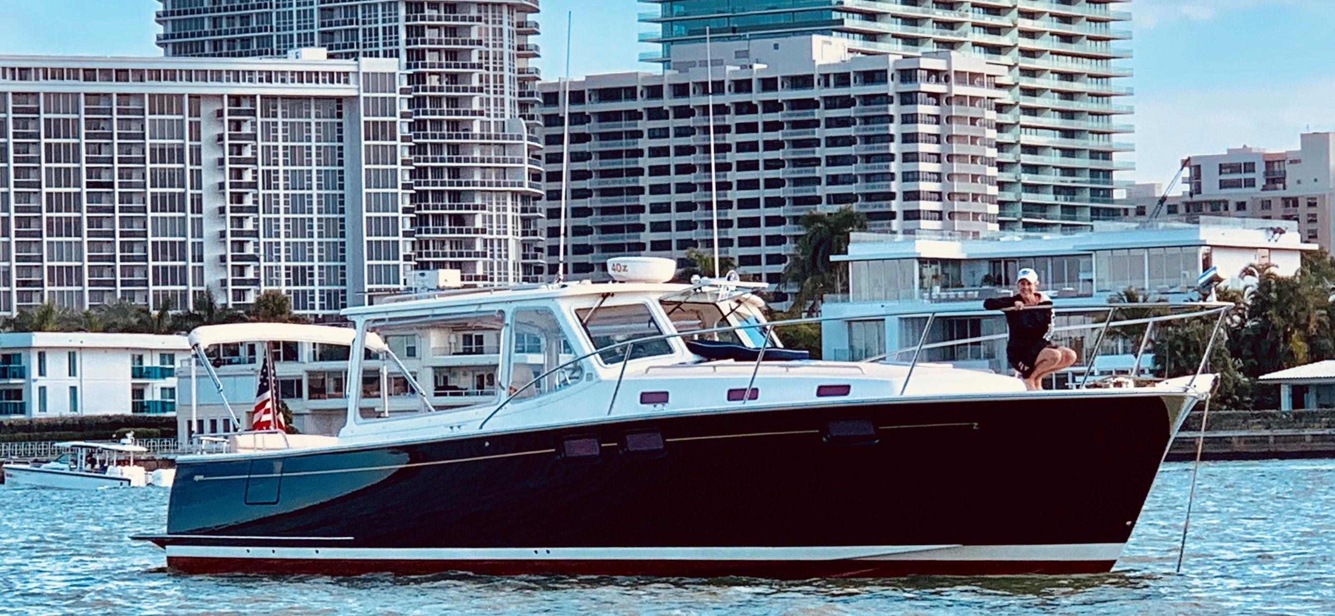 40' MJM Yachts 2009