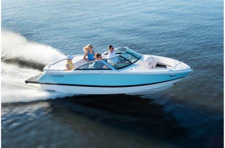 2020 Four Winns boat for sale, model of the boat is Horizon 210 & Image # 14 of 24