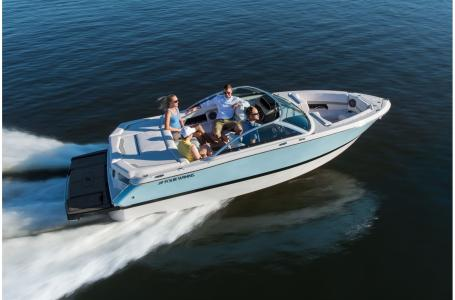 2020 Four Winns boat for sale, model of the boat is Horizon 210 & Image # 22 of 24