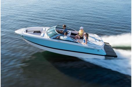 2020 Four Winns boat for sale, model of the boat is Horizon 210 & Image # 6 of 24