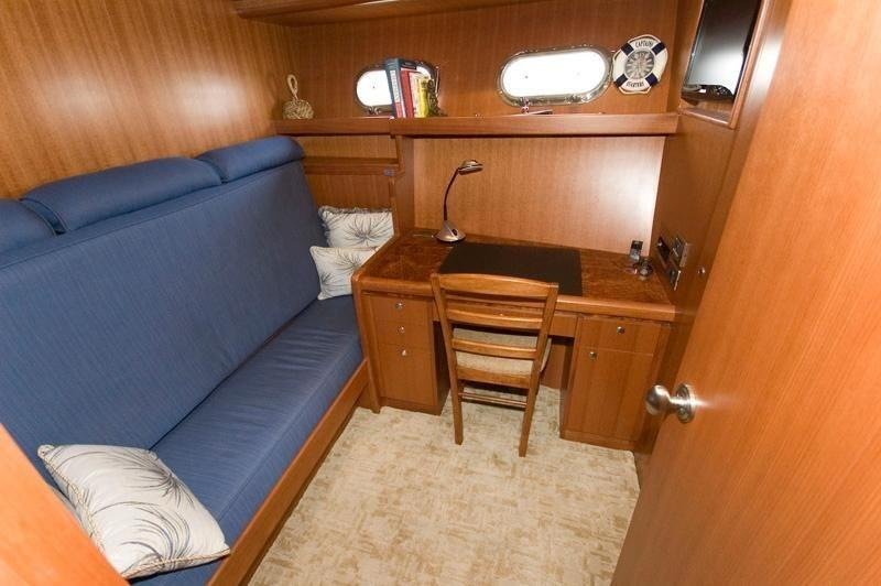 Stateroom And Office