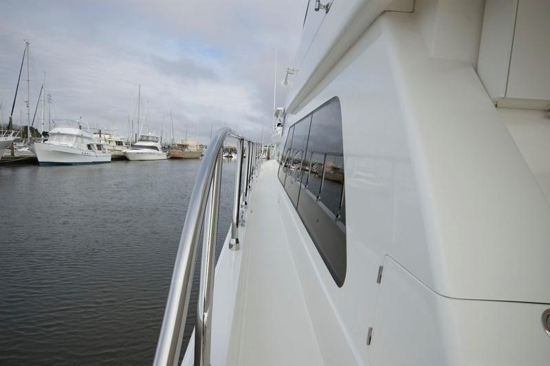 Port Side Deck