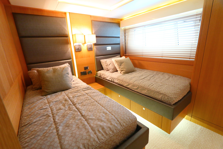 Predator 115 - Guest Cabin