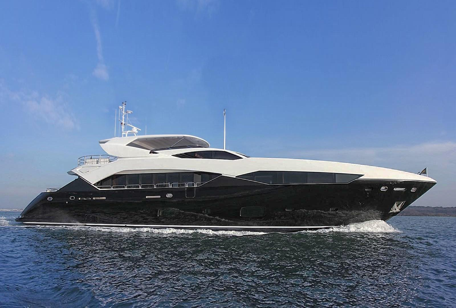 Sunseeker Predator 115 Profile