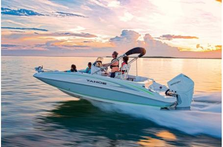 2020 Tahoe boat for sale, model of the boat is 2150 CC & Image # 22 of 50