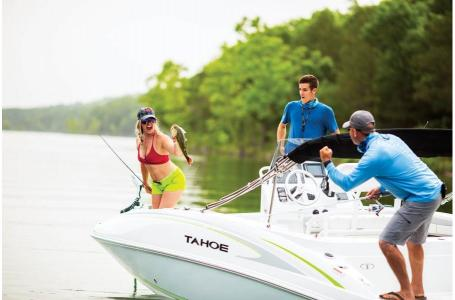 2020 Tahoe boat for sale, model of the boat is 2150 CC & Image # 27 of 50