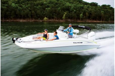 2020 Tahoe boat for sale, model of the boat is 2150 CC & Image # 37 of 50