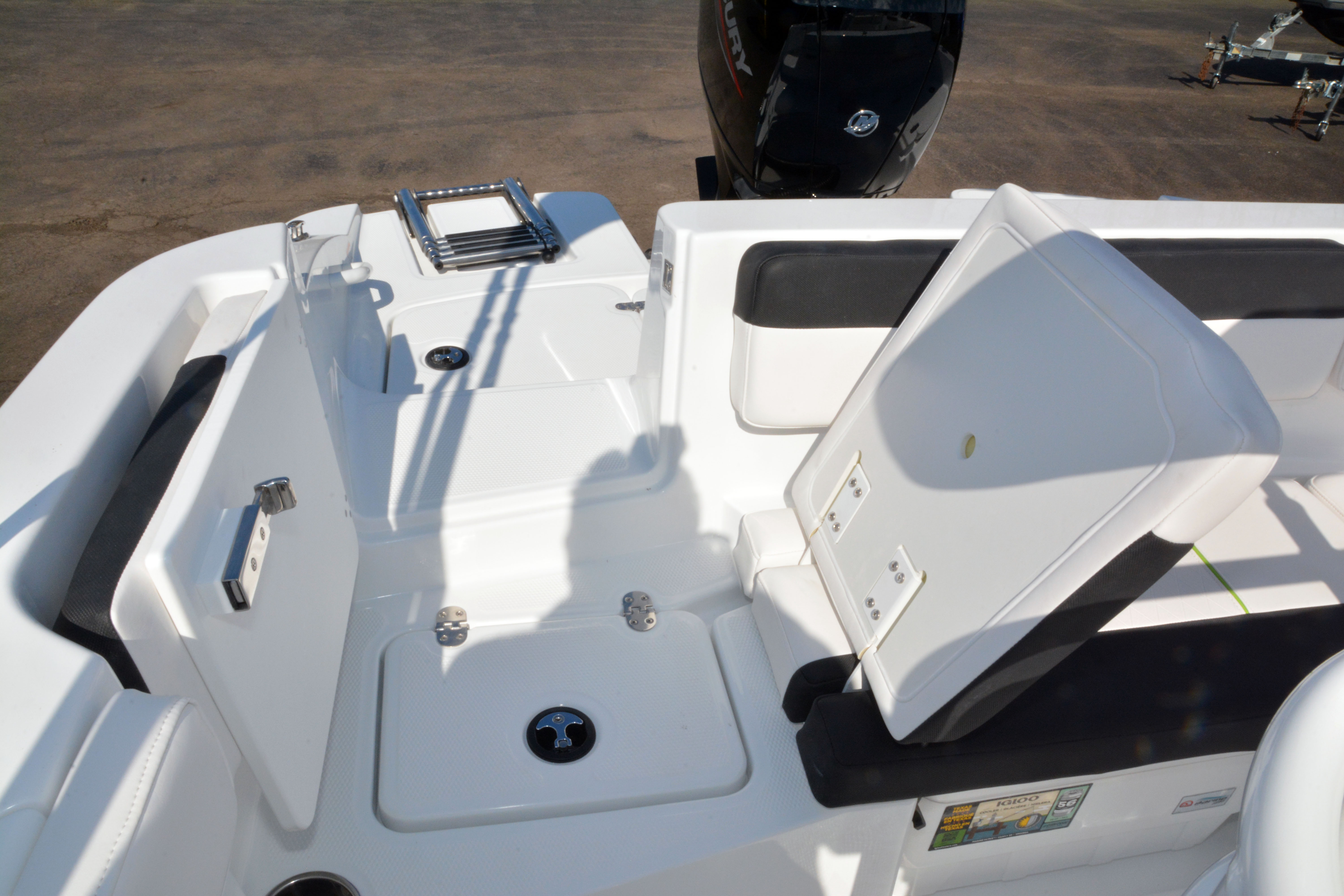 2020 Tahoe boat for sale, model of the boat is 2150 CC & Image # 48 of 50