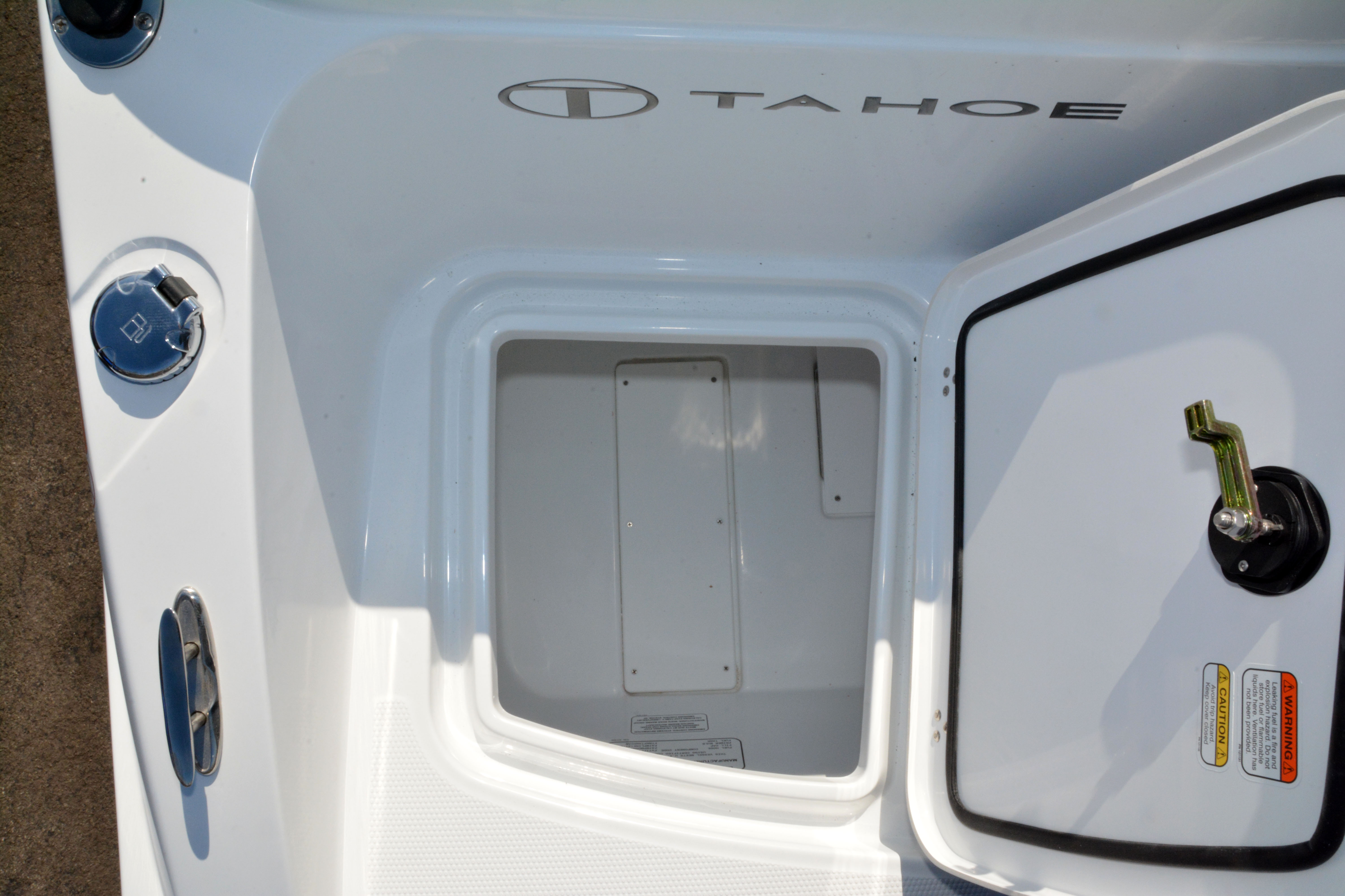 2020 Tahoe boat for sale, model of the boat is 2150 CC & Image # 49 of 50