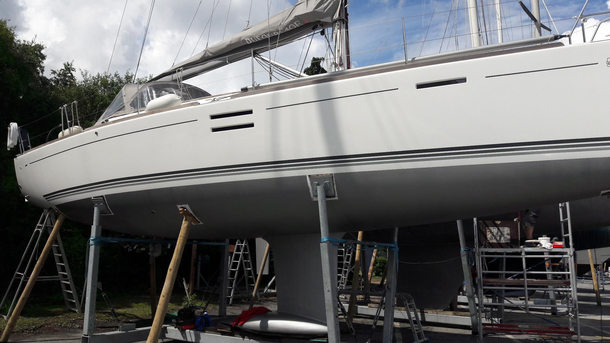 Dufour 40e Performance for sale