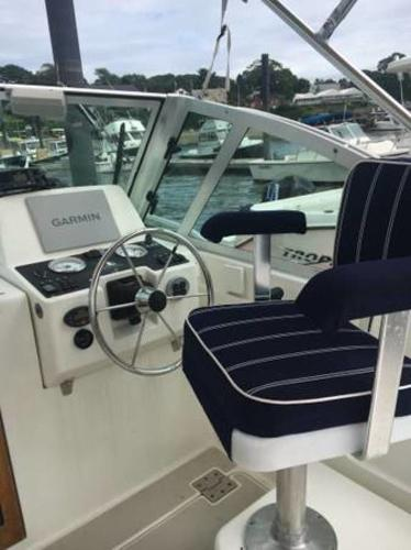 2005 Back Cove boat for sale, model of the boat is 26 & Image # 4 of 8
