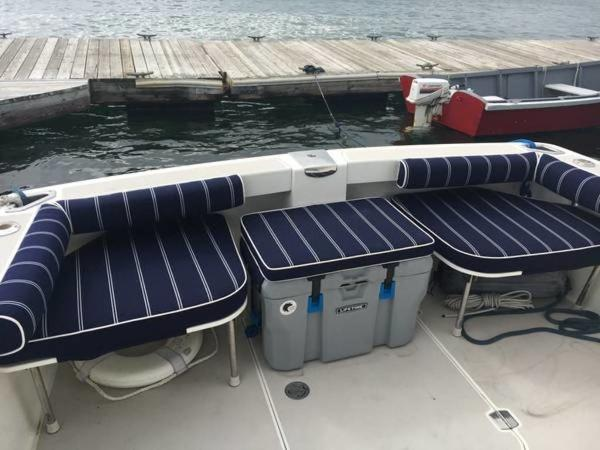 2005 Back Cove boat for sale, model of the boat is 26 & Image # 6 of 8