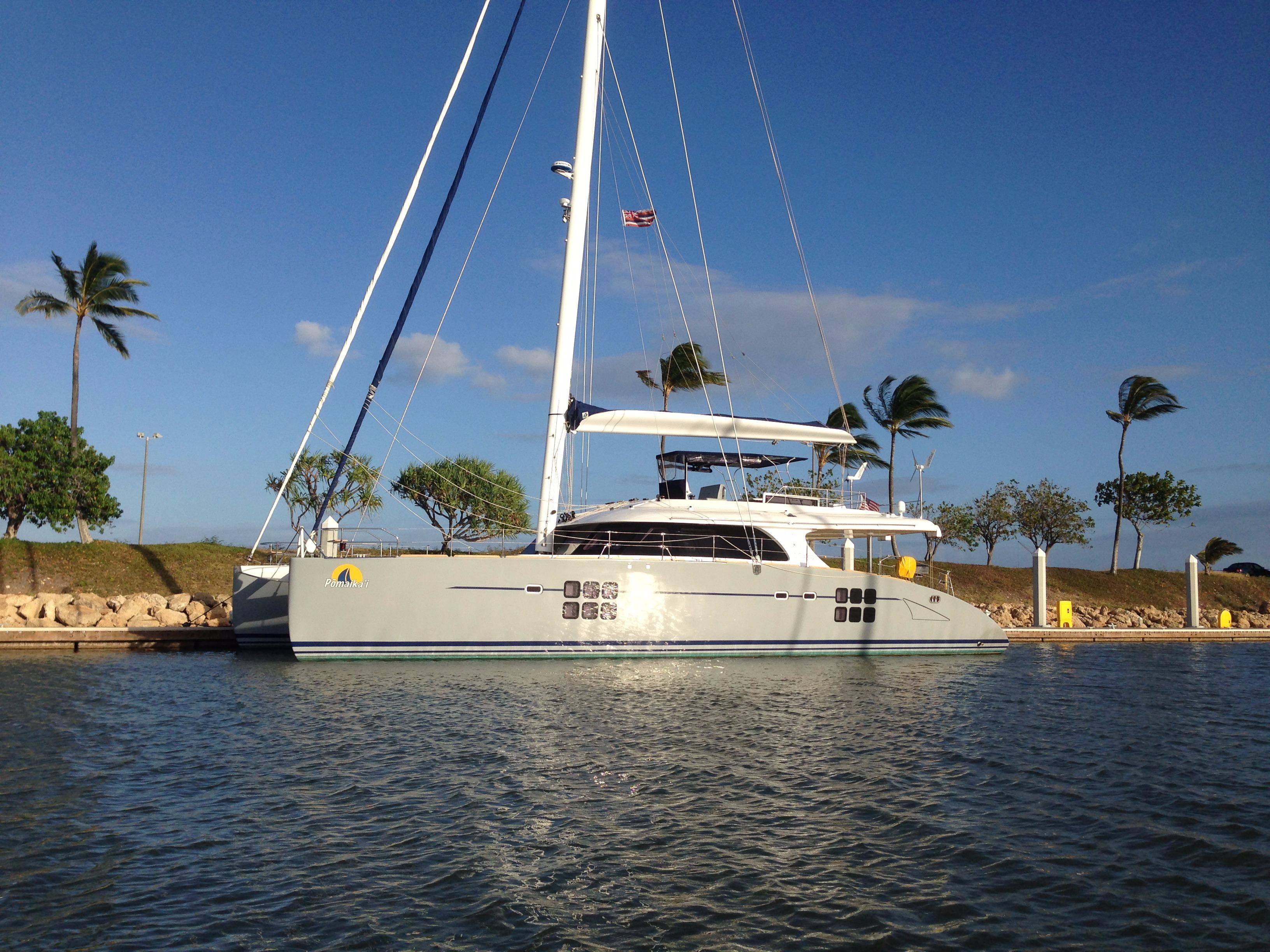 70' Sunreef 2012