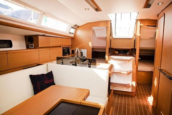 Jeanneau Sun Odyssey 419 Brokerage Purchase