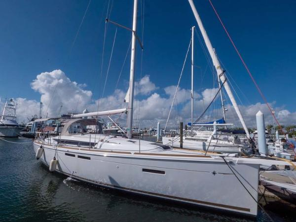 Jeanneau Sun Odyssey 419 Sell Purchase