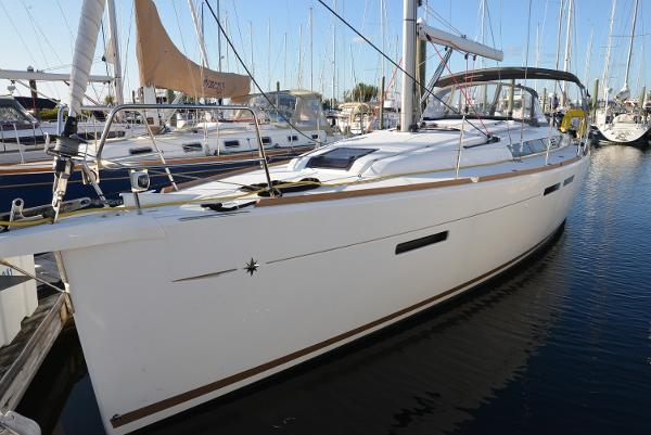 Jeanneau Sun Odyssey 419