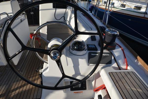 Jeanneau Sun Odyssey 419 Brokerage New England
