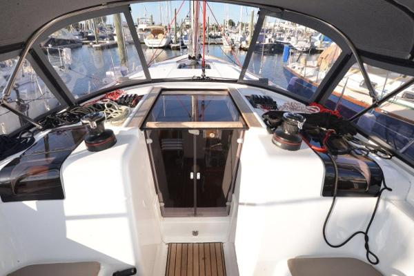 Jeanneau Sun Odyssey 419 For Sale Broker