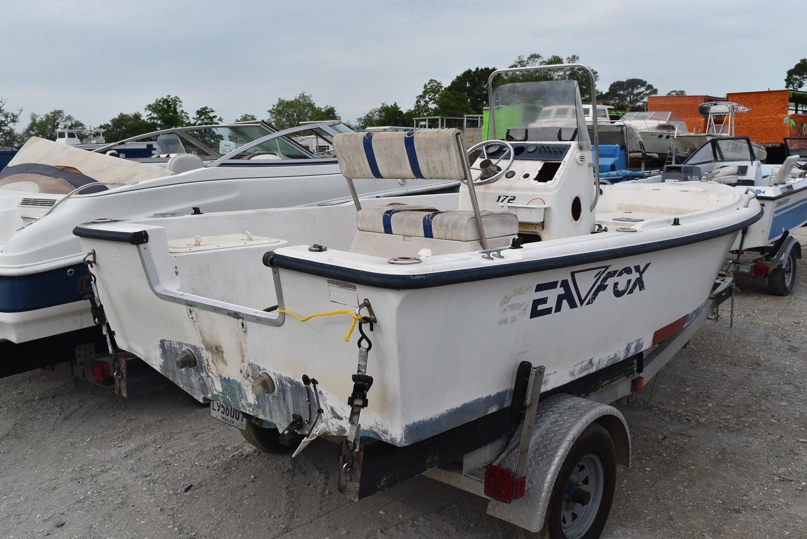 2001 SEA FOX 17 for sale