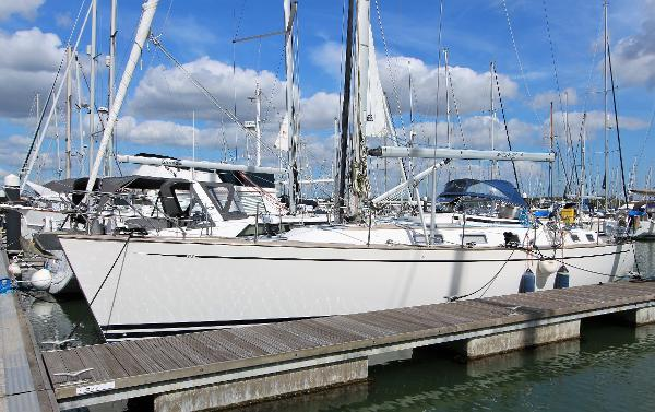 Najad 440 CC used boat for sale from Boat Sales International