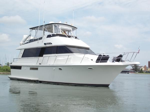 Used Viking Yachts For Sale From 100 000 To 300 000