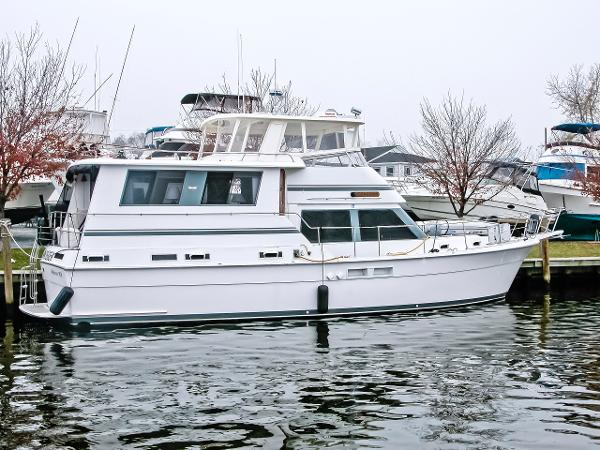 1987 gulfstar 49 motor yacht for sale for 50 ft motor yachts for sale