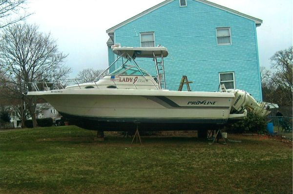 Pro-Line '06 pwr 2950 WALK Sports Fishing Boats. Listing Number: M-3601869